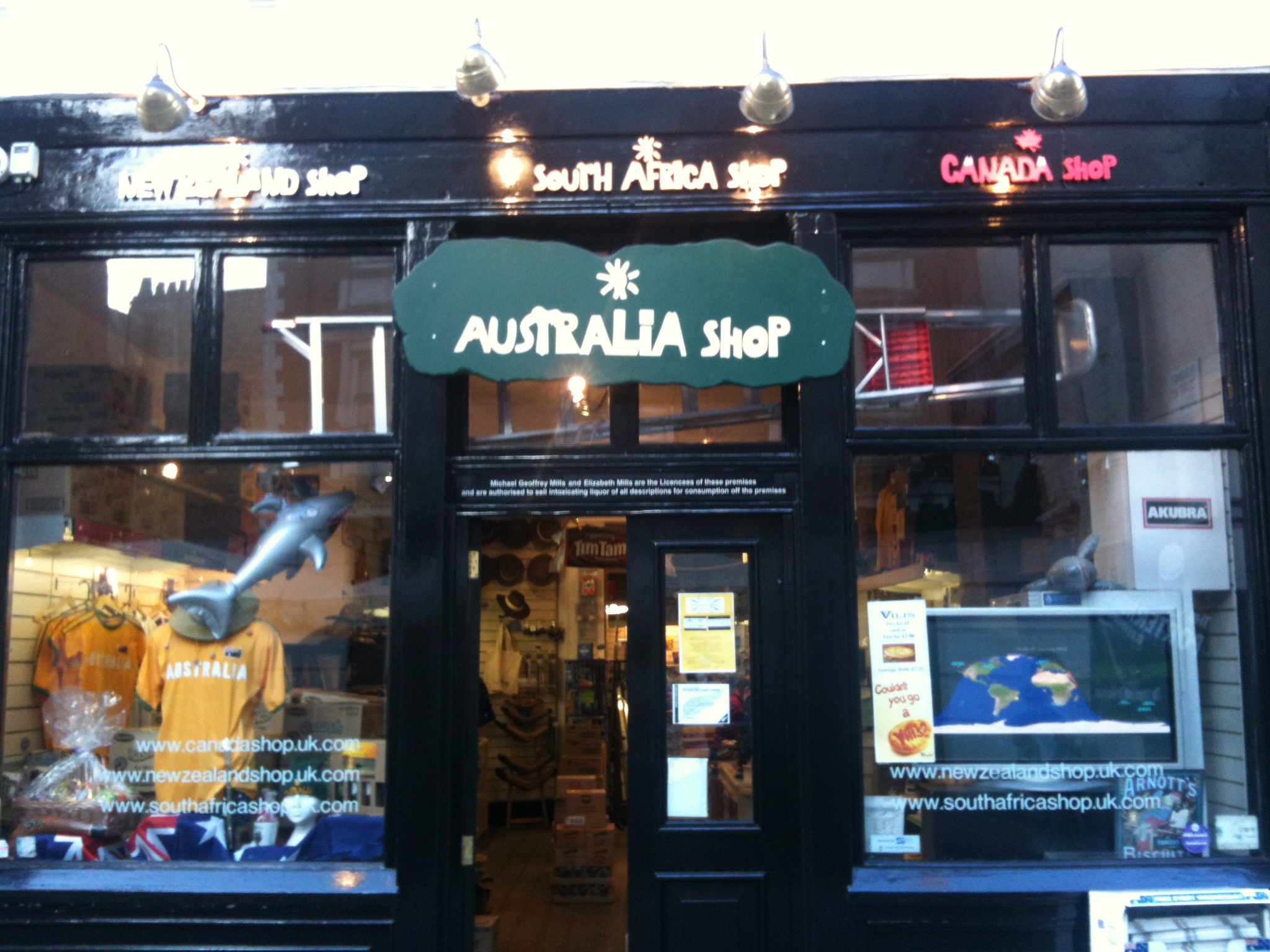 The Australia Shop