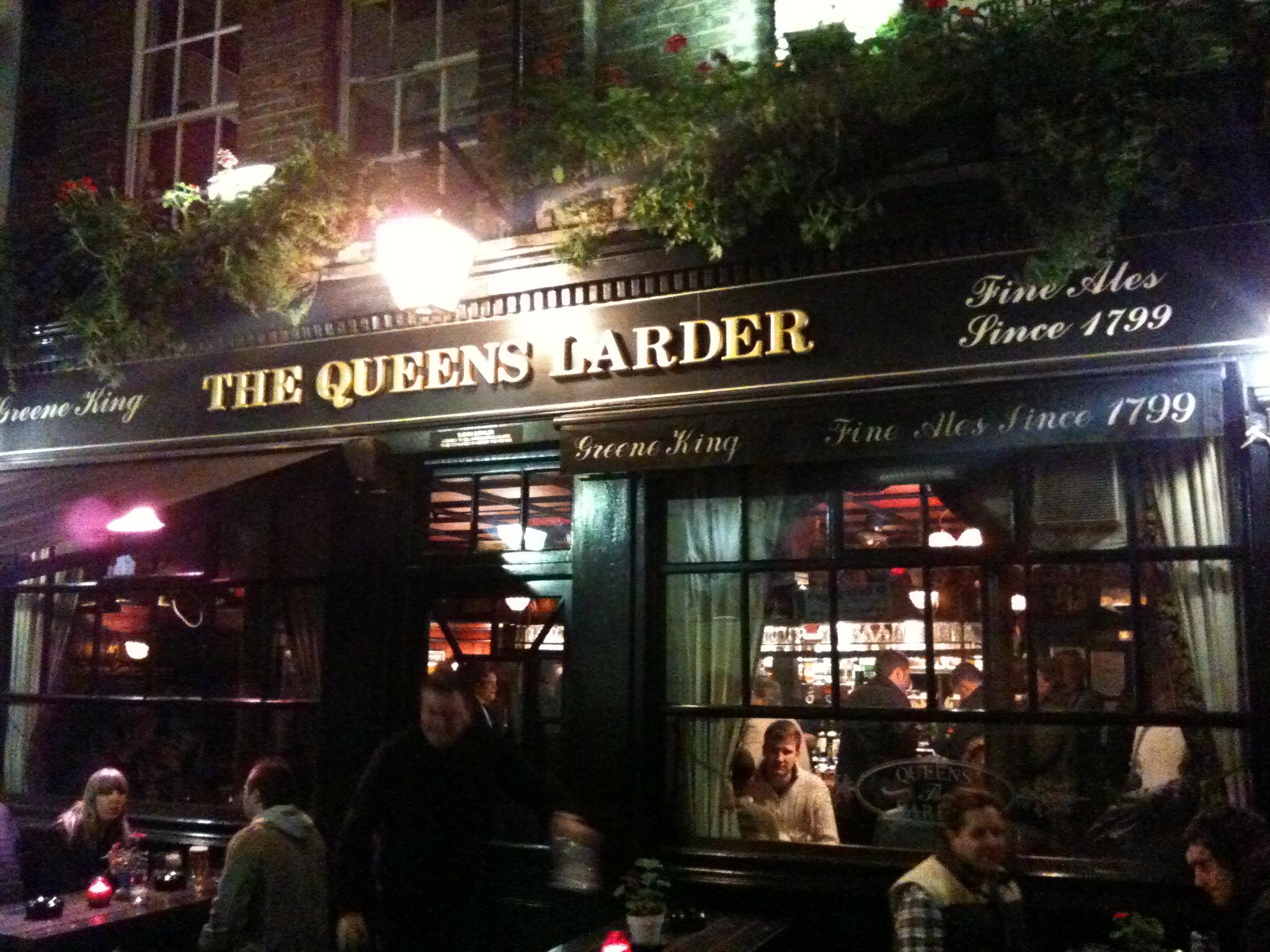 The Queen's Larder