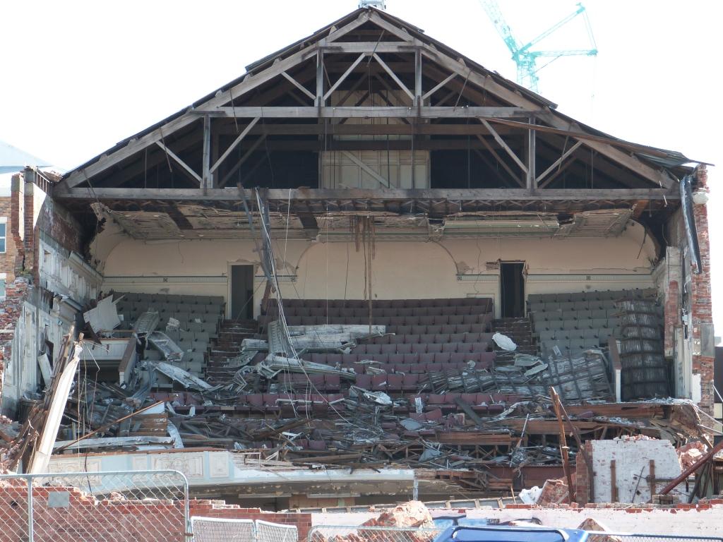 Earthquake Cinema
