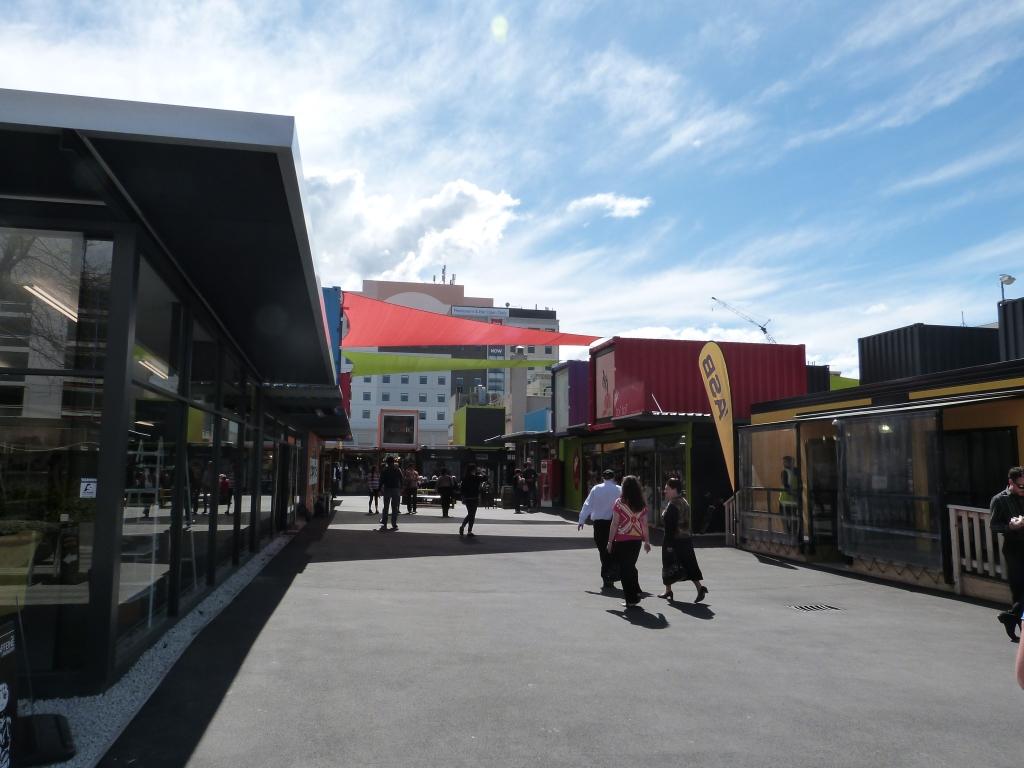 Christchurch shops
